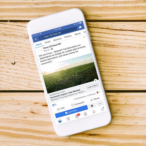 Social Media Example