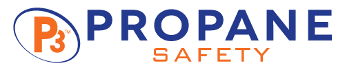 P3 Propane Safety Logo