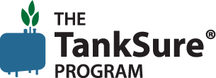 The TankSure Program Logo